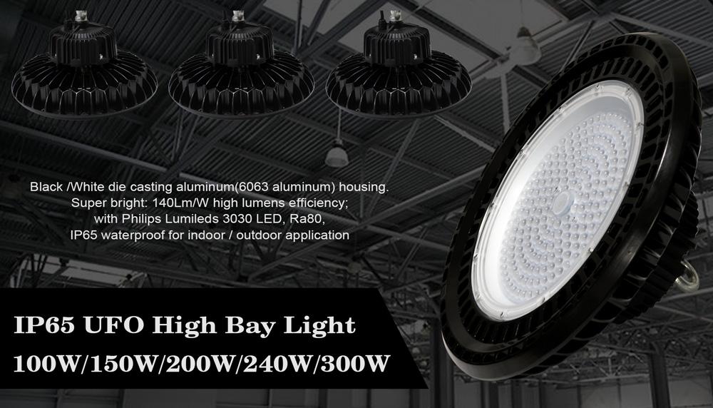 Halo Ufo Led High Bay Superone Lighting